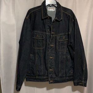Wrangler Black Denim Jacket